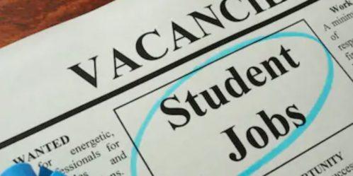 Tout ce que vous devez savoir sur votre job d'étudiant