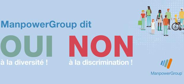 Manpower récompensé pour son engagement en faveur de la diversité et l'inclusion lors de la remise des labels diversité de la région Bruxelles-Capitale