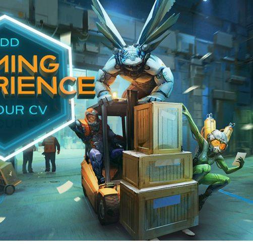 Heb jij je game-ervaring al aan je cv toegevoegd?