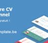 Manpower lance un nouveau service qui permet aux candidats de créer leur CV en ligne : CVTemplate.be