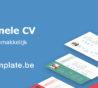 Manpower lanceert een nieuwe service waarmee kandidaten hun cv online kunnen aanmaken: CVTemplate.be